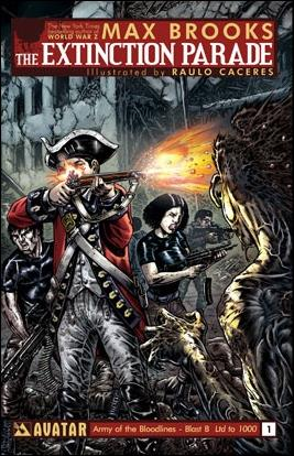 Extinction Parade 1-L by Avatar Press