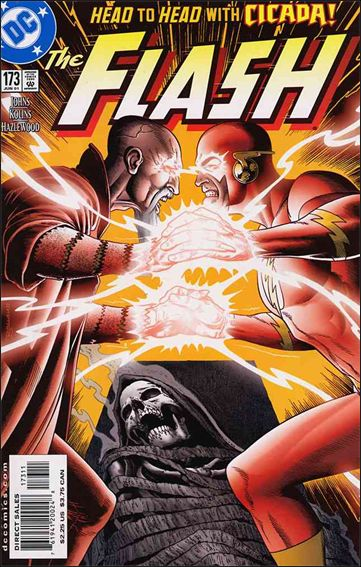 Flash (1987) 173-A by DC