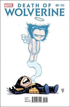 Death of Wolverine 1-D