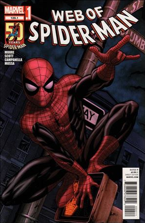 Web of Spider-Man (1985) 129.1-A