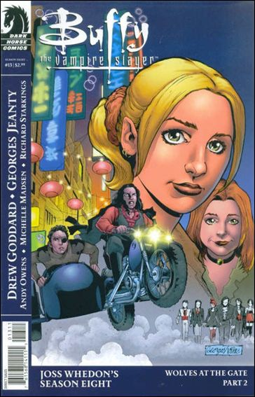 Buffy the Vampire Slayer Season Eight 13-B by Dark Horse