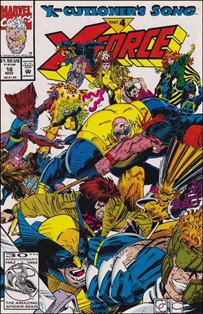 X-Force (1991) 16-B