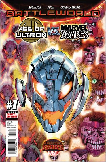 Age of Ultron vs Marvel Zombies 1-A by Marvel