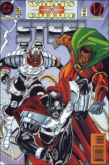 Steel (1994) 7-A by DC