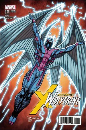All-New Wolverine  22-B