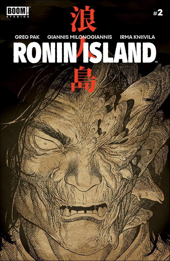 Ronin Island 2-B by Boom! Studios