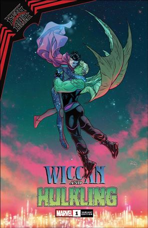 King in Black: Wiccan and Hulkling 1-B