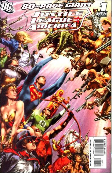 Justice League of America 80 Page Giant 1-A by DC