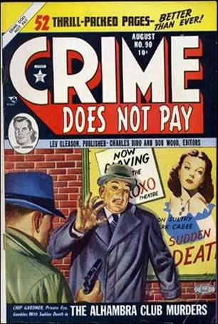 Crime Does Not Pay 90-A