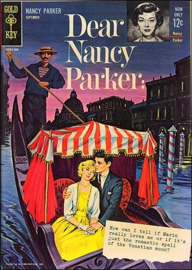 Dear Nancy Parker 2-A by Gold Key
