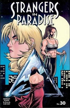 Terry Moore's Strangers in Paradise 30-A