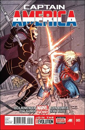 Captain America (2013) 5-A