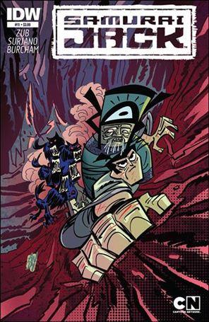 Samurai Jack 11-A