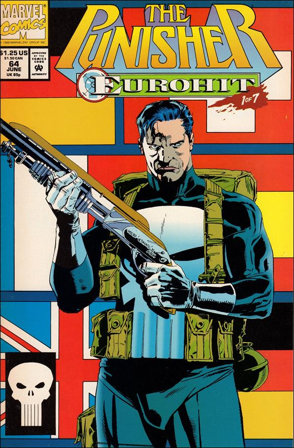 Punisher (1987) 64-A by Marvel