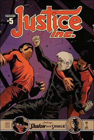 Justice, Inc. (2014) 5-B