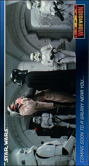 Star Wars Widevision (Promo) SWP5-A by Topps