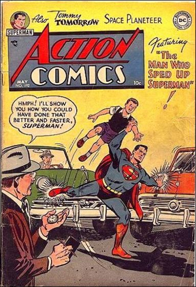 Action Comics (1938) 192-A by DC