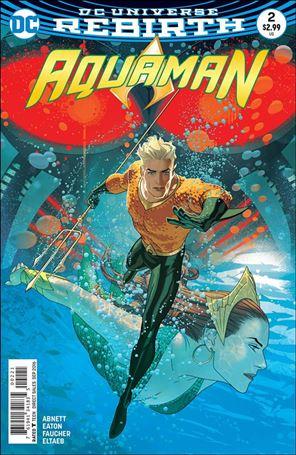 Aquaman (2016) 2-B