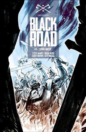Black Road 8-A