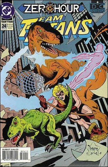 Team Titans 24-A by DC