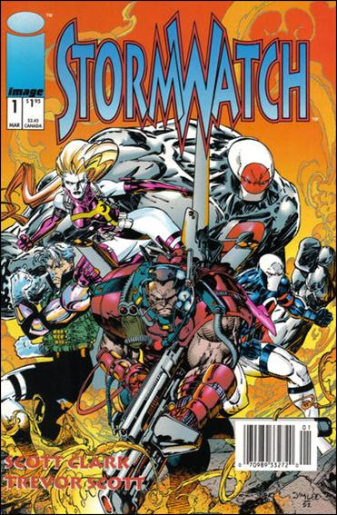 StormWatch (1993) 1-D by Image