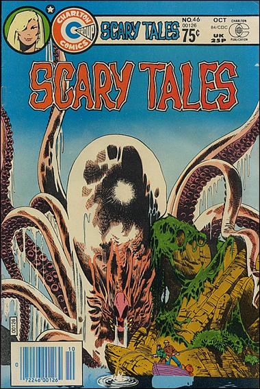 Scary Tales 46-A by Charlton