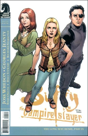 Buffy the Vampire Slayer Season Eight 4-B by Dark Horse