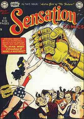 Sensation Comics (1942) 99-A by DC