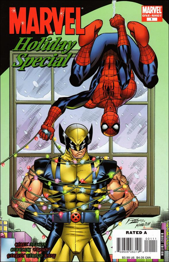 Marvel Holiday Special 2007-A by Marvel