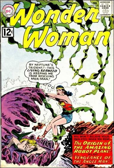 Wonder Woman (1942) 128-A by DC
