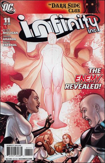 Infinity Inc. (2007) 11-A by DC
