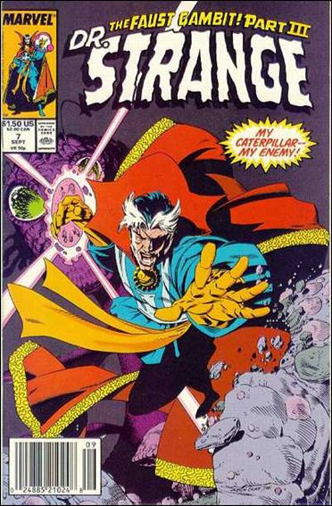 Doctor Strange, Sorcerer Supreme 7-A by Marvel