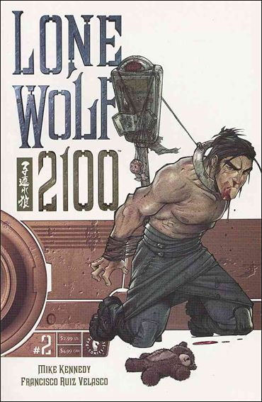 Lone Wolf 2100 (2002) 2-A by Dark Horse