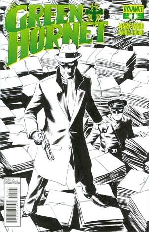 Green Hornet (2013) 1-C by Dynamite Entertainment