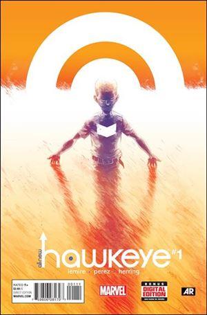 All-New Hawkeye 1-A