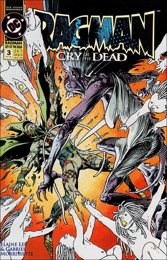 Ragman: Cry of the Dead 3-A by DC