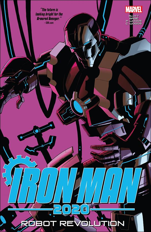 Iron Man 2020: Robot Revolution nn-A by Marvel