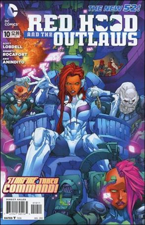 Red Hood and the Outlaws  10-A