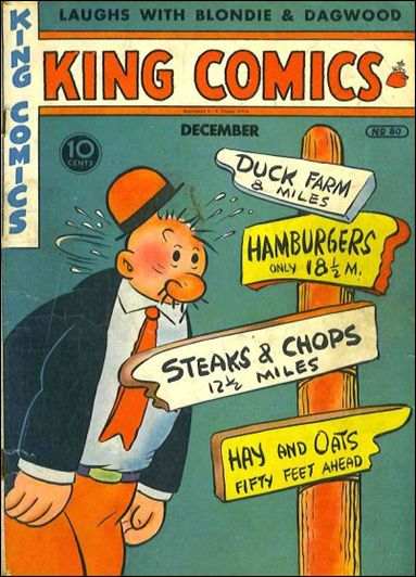 King Comics 80-A by David McKay