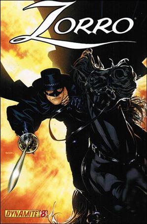 Zorro (2008) 8-B