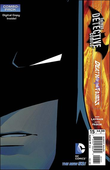 Detective Comics (2011) 15-B by DC