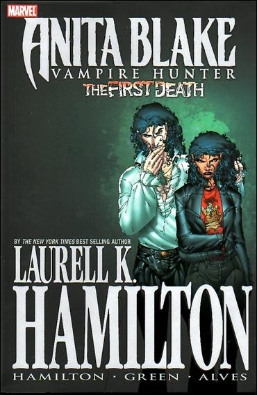 Laurell K. Hamilton's Anita Blake, Vampire Hunter: The First Death nn-A by Marvel