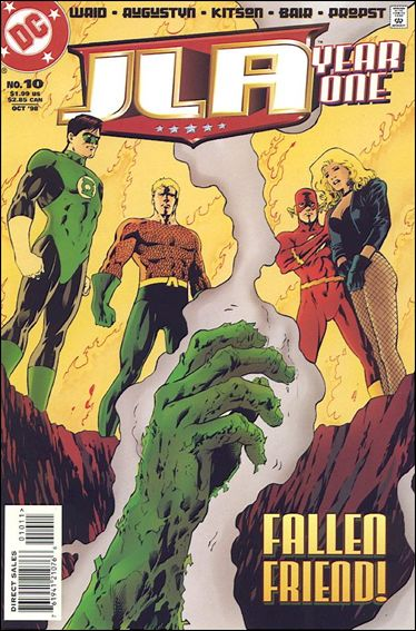 JLA: Year One 10-A by DC