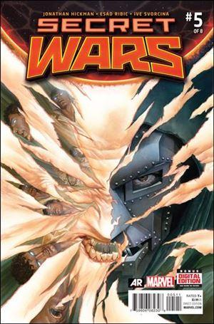 Secret Wars 5-A