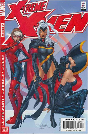 X-Treme X-Men (2001) 7-A by Marvel