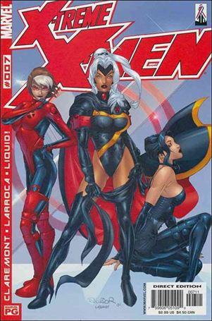 X-Treme X-Men (2001) 7-A