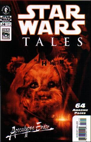 Star Wars Tales 14-B by Dark Horse
