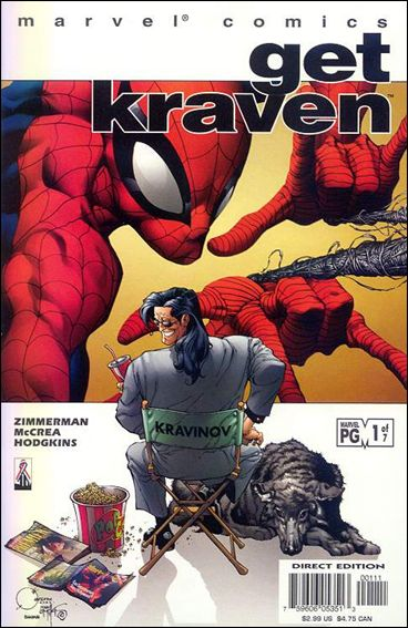 Spider-Man: Get Kraven 1-A by Marvel