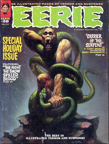 Eerie 38-A by Warren