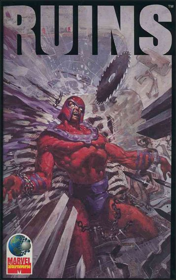 Ruins (1995) 2-A by Marvel
